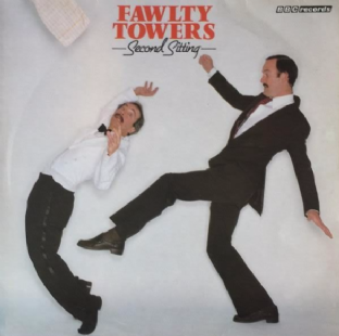 Fawlty Towers: Second Sitting (LP) (VG+/VG+)